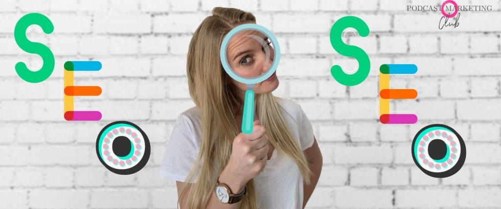 Podcast Marketing Club 11 SEO für Podcasts – die richtigen Keywords finden