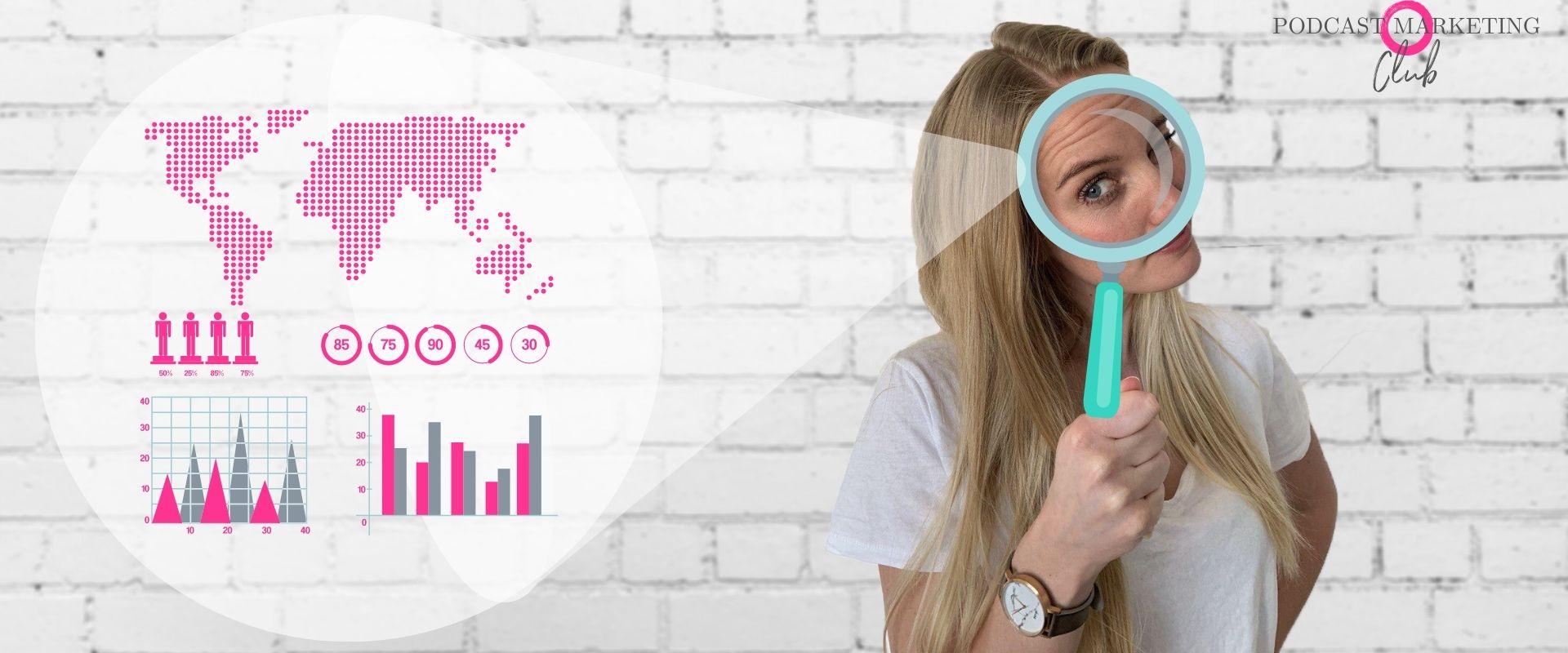 Spotify for podcaster Podcast Statistiken 79