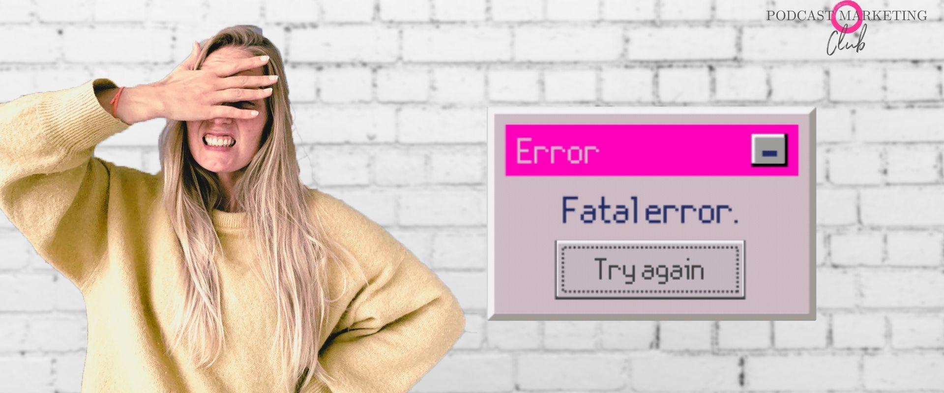 Unternehmens Podcast Fehler vermeiden 99
